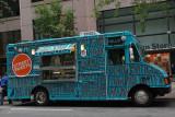 Chopper , the mobile bakery