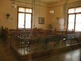 Hearing Room on Ellis Island