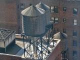 New York - Rooftop Water tanks
