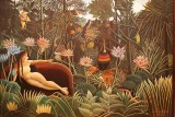 Henri Rousseau : The Dream - 1910