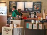 New York Coffeeshops : Starbucks 1