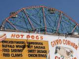 Hot Dogs at Gyro Corner