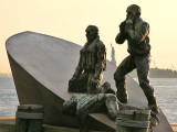 Merchant Mariners Memorial at Battery Park