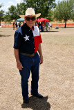 A Texan for sure. Not a family member :-)