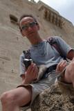 Chris at Kolossi Castle 02