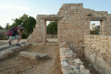 Chris Photographing Sanctuary of Apollo Ylatis 02