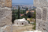 View from Kolossi Castle