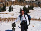 Steve made it to Fox Creek Pass!