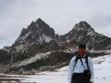 Steve with Grand and Middle Teton