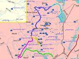 Garmin Mapsource Map overview