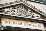 Bowery Savings Bank near Broome Street