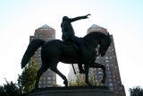 George Washington on His Mount