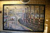 Spring Street Subway Mural