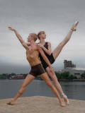 Caroline Kehoe and Kile Hotchkiss