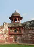 Shalamar Garden - Gumbad (Dome) at Middle Terrace - 0590.JPG
