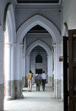 Corridors of the main building, GCU, Lahore - P1140768.jpg