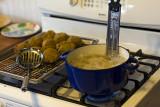 Deep Fried Risotto Balls