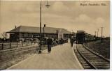 Railroad Depot ca 1908