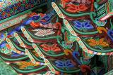 Hwagyesa Temple decorations