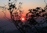 Sun rise in Sodaesan