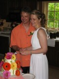 2008 June 14,  Ashley's wedding
