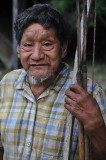 Yuqui Elder - Bia Recuate, a Yuqui village on the Rio Chimore