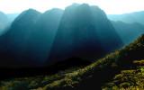 Los Volcanes en Bermejo, Santa Cruz, Bolivia