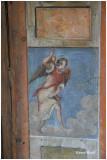 Fresque sur armoire