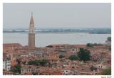 Venise vu du Campanil