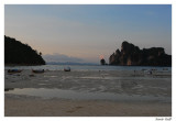 Plage sud de Koh Phi Phi