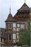 Maison avec tourelle Kaysersberg