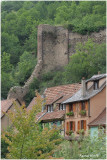 Maison et ruine Kaysersberg