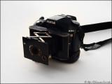 Gear Pages>>Kodak Vest Pocket installed on Pentax K200D