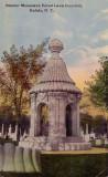 Blocher Monument, Forest Lawn