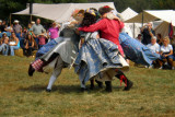 Dance in the park, Hunters Moon Fest, Indiana