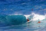 Ho'okipa - the Mount Everest for surfers, Maui, Hawaii, USA