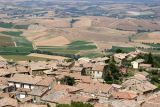 Montalcino roofs and countryside from atop the fortress.jpg