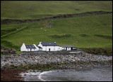 Houses at Unst