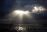 Evening light at Esha Ness