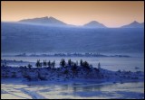 My coldest experience ever - Akkajure Lapland Sweden 4th january 1987.  -37 celcius and 20 m/s wind !!!