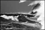 Stormwaves at Corvo - The Azores