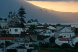 Early morning in Ponta Delgada