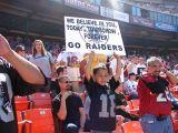 Raiders at 49ers - 10/08/06