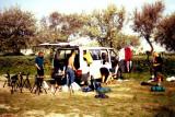 Camping La Brise Les saint Marie de la mer