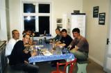 Glada miner Stora fjäderägg Vb  26.9-03