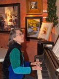 Members Art Show - Reception Dec 5, 2008