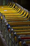 Baggage trolleys