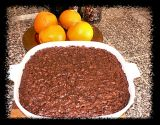 Chocolate Brownies with Kahlua & Pecans