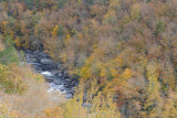Fall Color at Little River Canyon – North Alabama Mountains