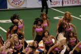 Peoria Pirates Dance Team and Beth Horn